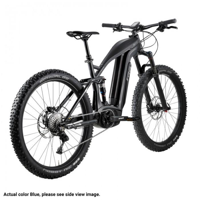 BESV | TRB1 28mph AM L 490 Blue MTB Electric Bicycle