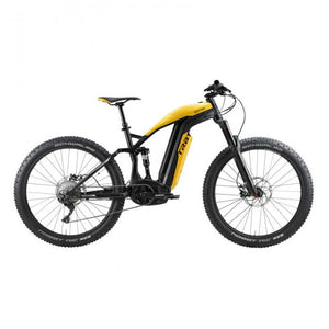BESV | TRB1 28mph AM L 490 Yellow MTB Electric Bicycle