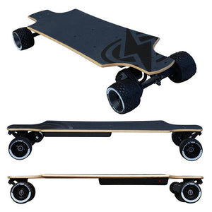 Atom Electric B10X All-Terrain Longboard - 1000w Motor