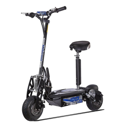 Image of UberScoot 1000w right angle seat up