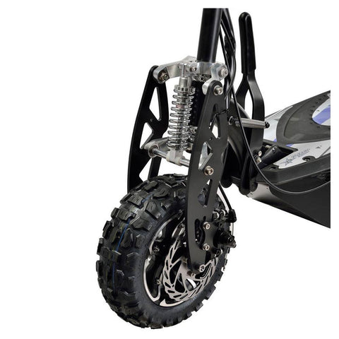 Image of UberScoot 1600w front wheel brakes and shocks