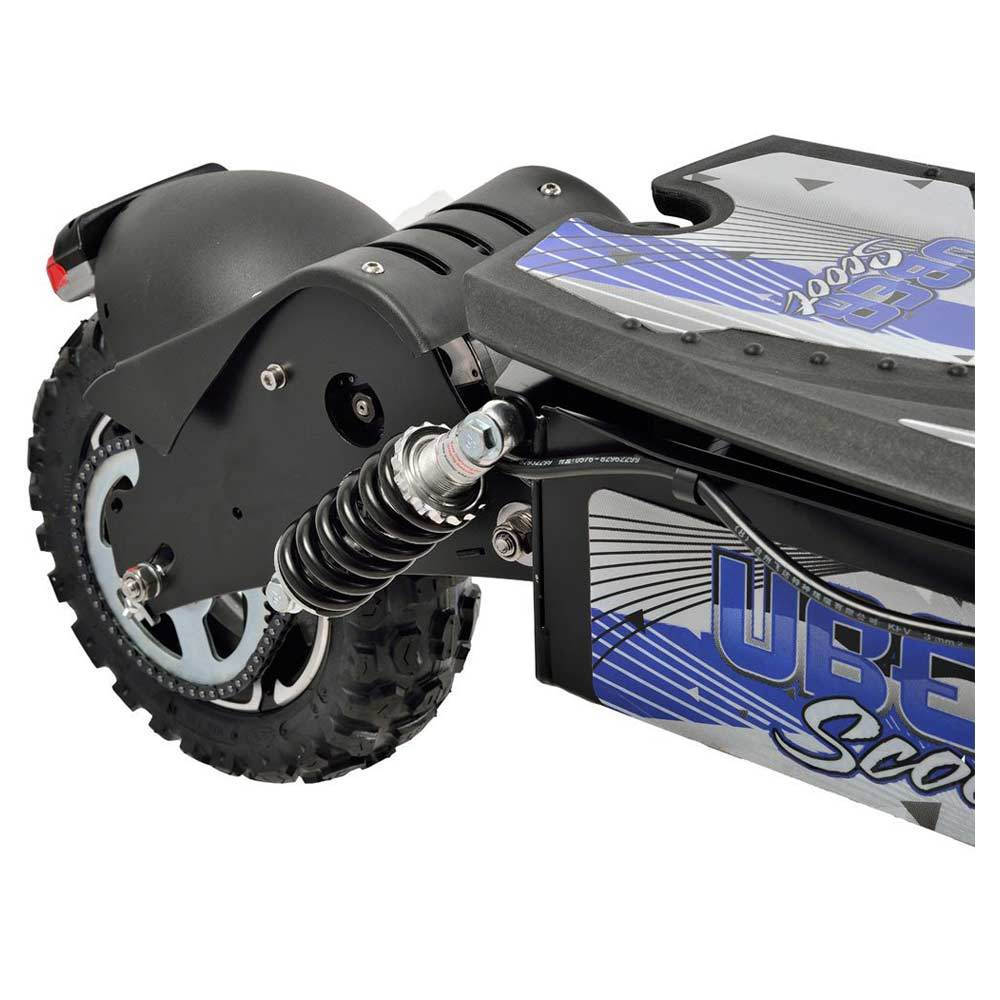 UberScoot 1600w rear wheel sprocket and shocks