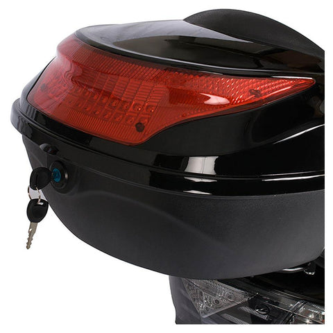 Image of cabo cruiser 48v feature rear lights and storage