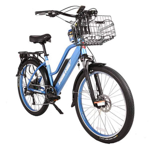 X-Treme Catalina 48 Volt Beach Cruiser Electric Bike