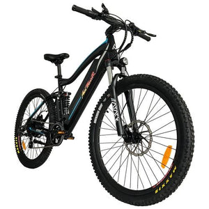 AddMotor HITHOT H-1 Platinum 48 Volt Dual Suspension Electric Mountain Bike