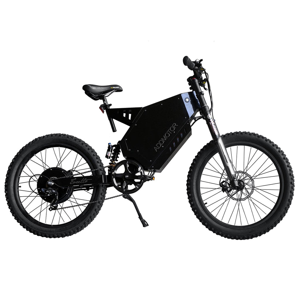 Addmotor TORETTO Electric Mountain Bicycle Bike Super High Powerful 3000W 60V 29AH DNM Suspension E-bike T-3000