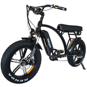 Addmotor MOTAN M-60 L7(R7) Mini 48 Volt Fat Tire Beach Cruiser Electric Bike