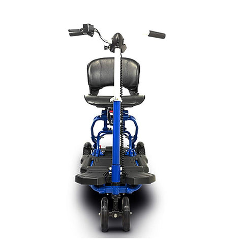 Image of EV Rider MiniRider blue front view