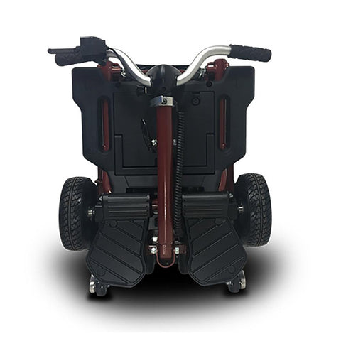 Image of EV Rider MiniRider folded front view