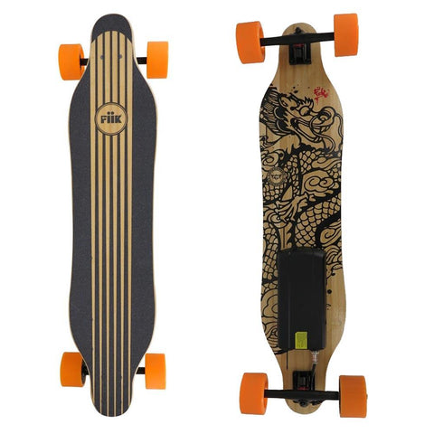 Image of fiik shorey top and bottom view