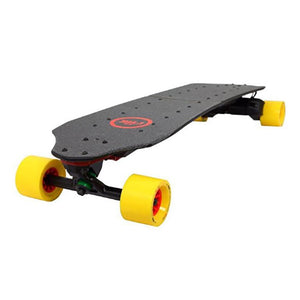 Fiik Spine Longboard - Electric Skateboard