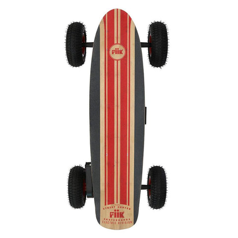 Image of fiik street surfer 30ah top view