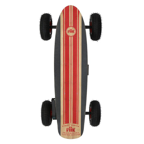 fiik street surfer 13ah top view