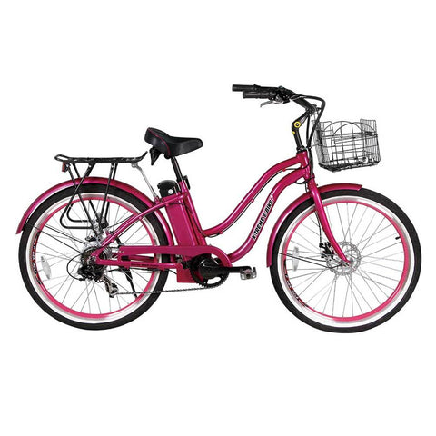 Image of malibu elite 24v pink right side