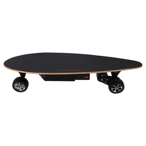 Image of mototec 400w street skateboard left side