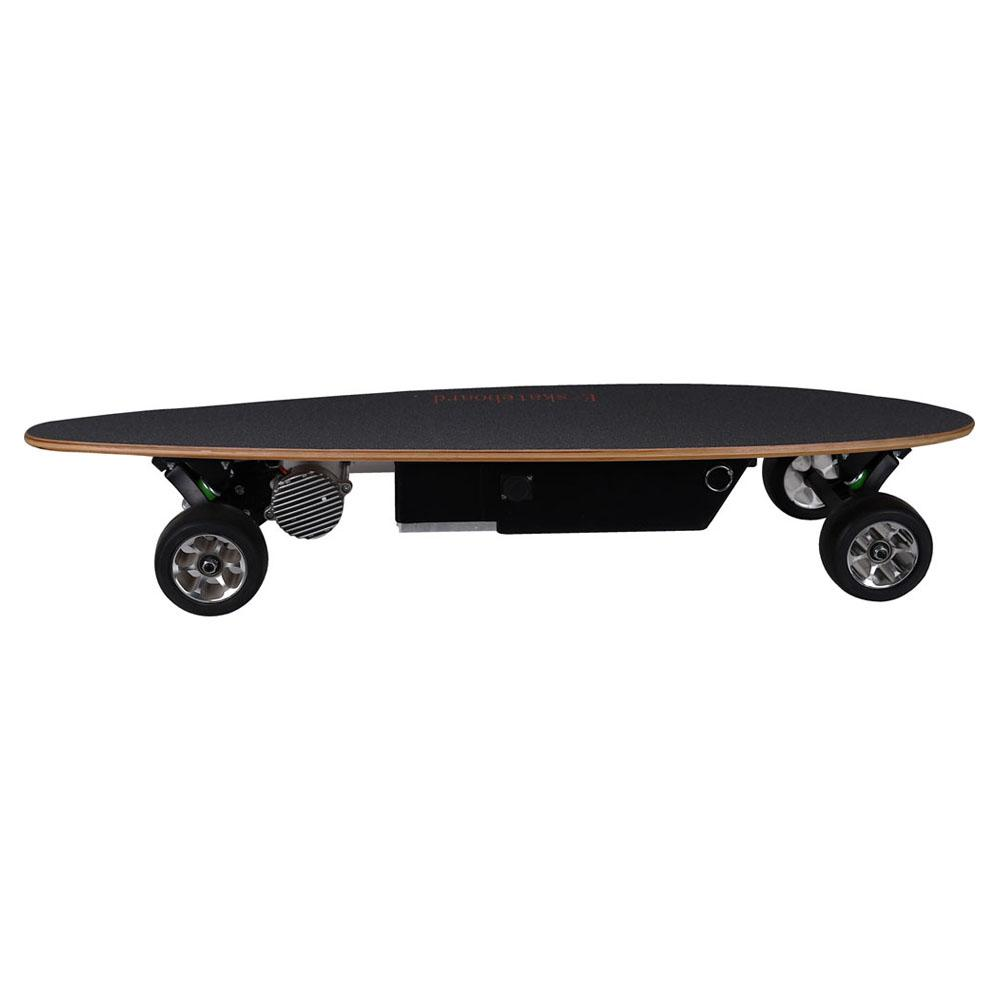 mototec 400w street skateboard right side