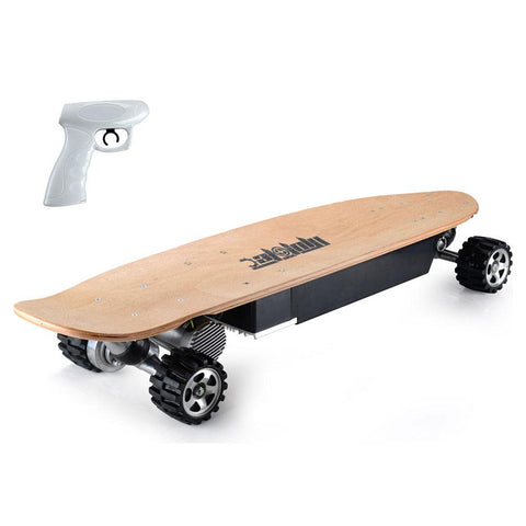 Image of mototec 600w street skateboard right angle