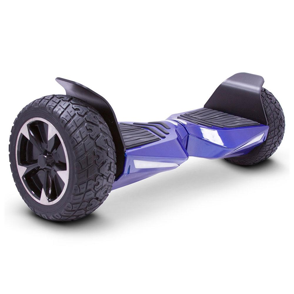 mototec hoverboard transformer blue right angle