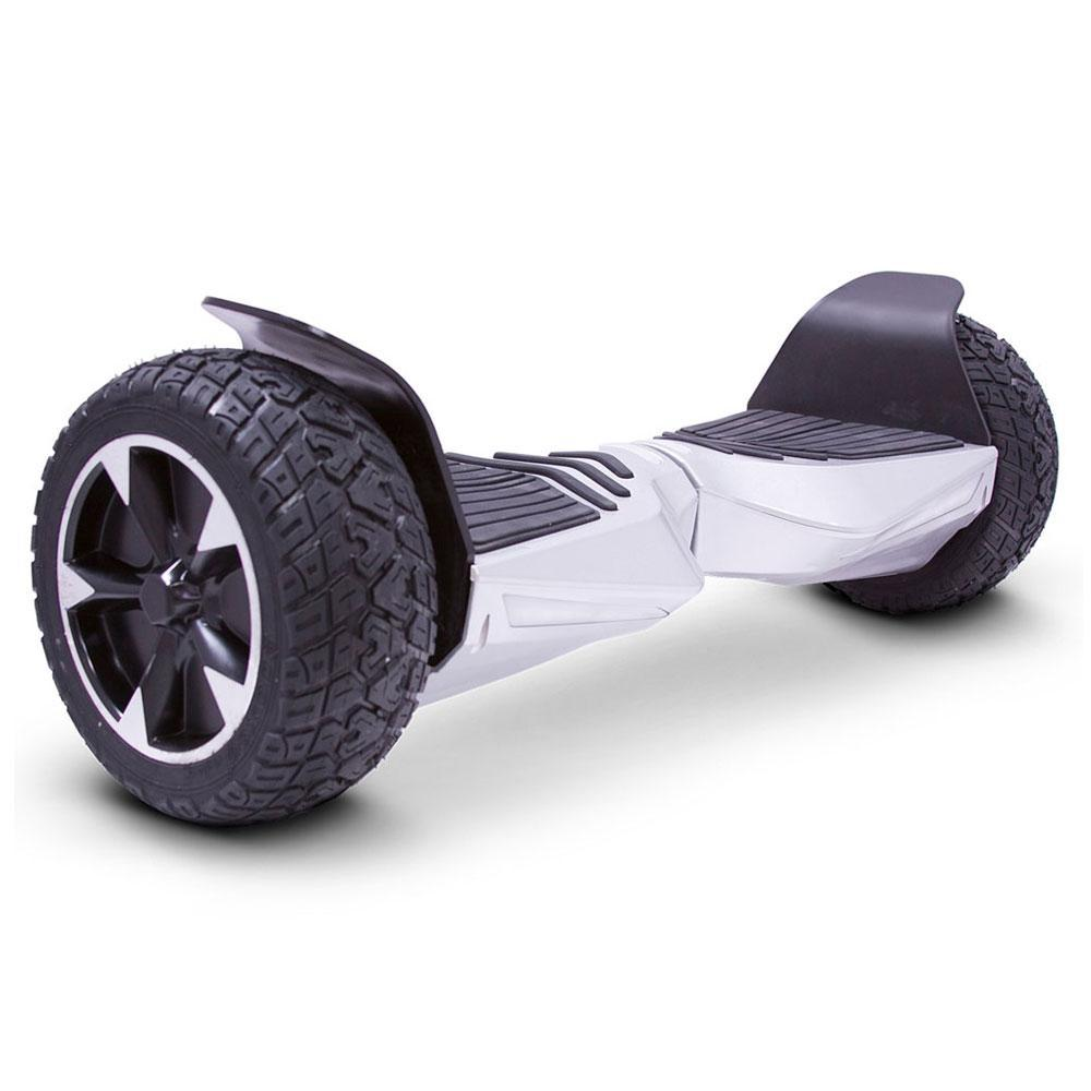 mototec hoverboard transformer silver right angle