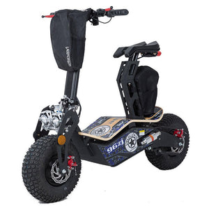 mototec mad 1600w scooter left angle
