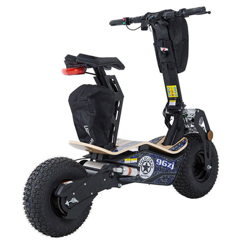 Image of mototec mad 1600w scooter right angle