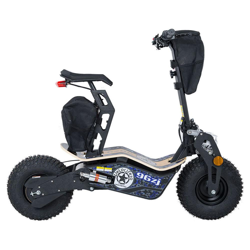 mototec mad 1600w scooter right side