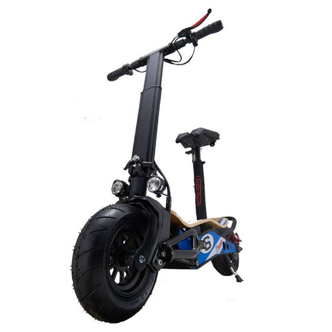 Image of mototec minimad 800w scooter left angle 2