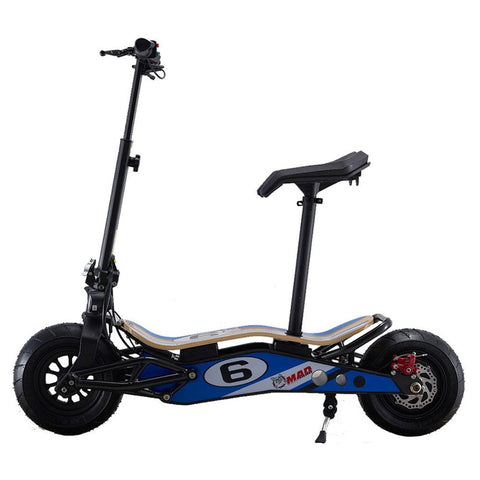 Image of mototec minimad 800w scooter left side