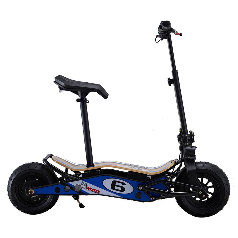 mototec minimad 800w scooter right side