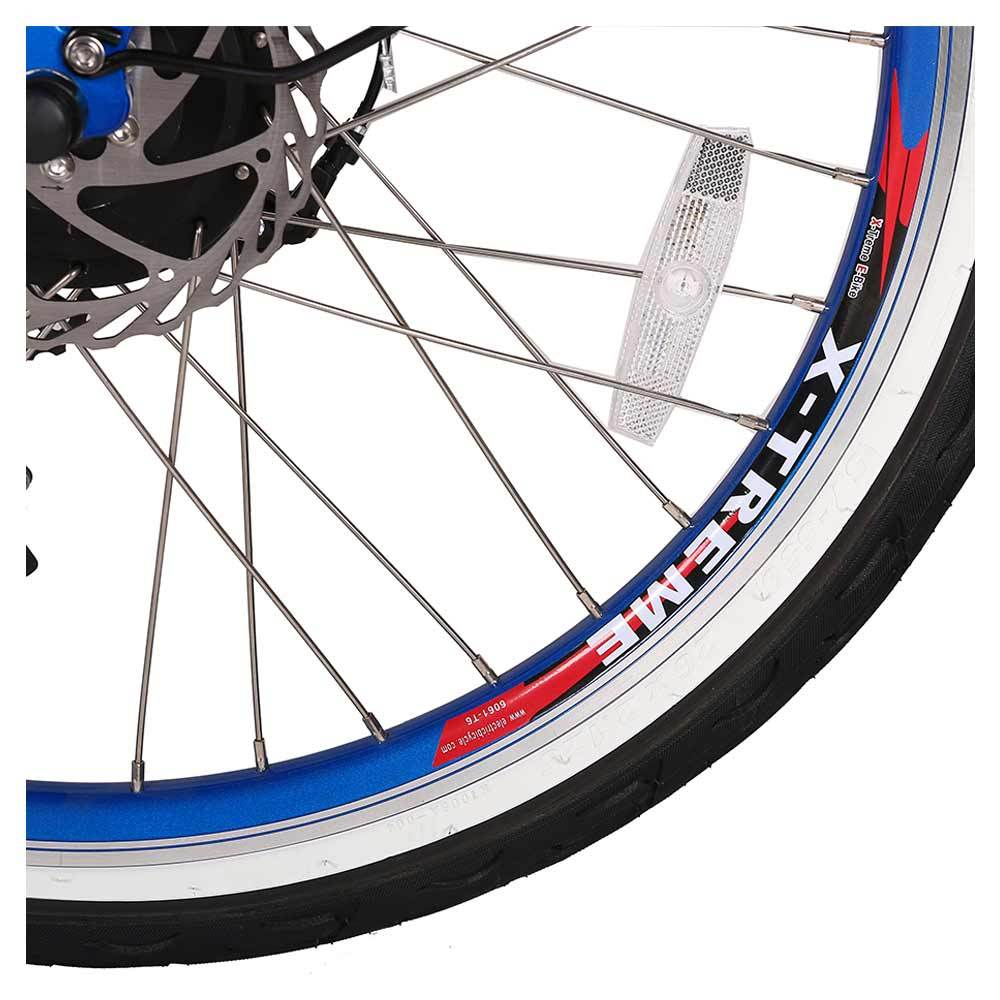 newport elite 24v bike rim
