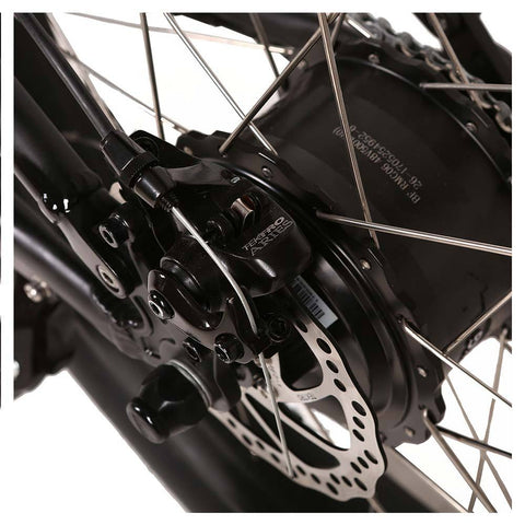 Image of rocky road 48v rear disc brakes