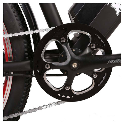 Image of santa 48v front sprocket