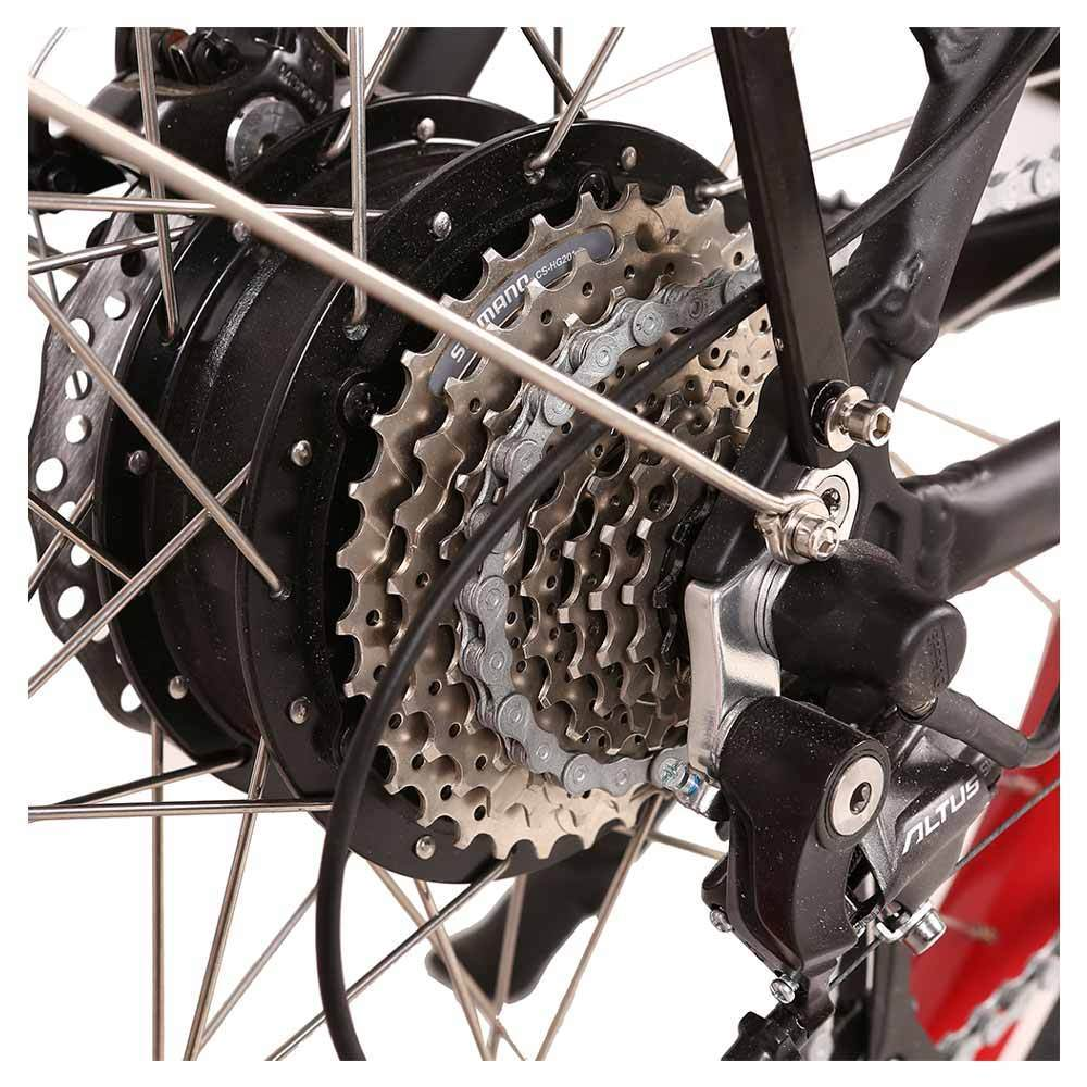 santa 48v rear sprocket
