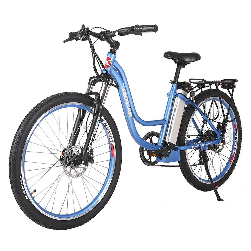 trail climber 24v elite baby blue left angle