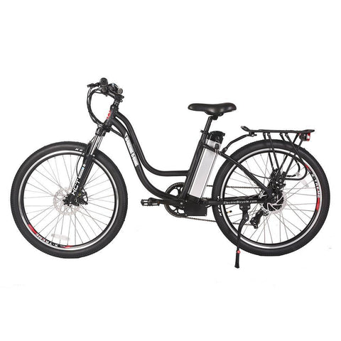 Image of trail climber 24v elite black left side