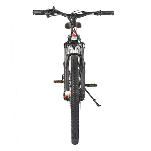 trail climber 24v elite silver front
