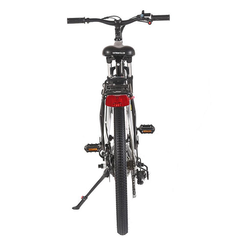 Image of trail climber 24v elite silver rear