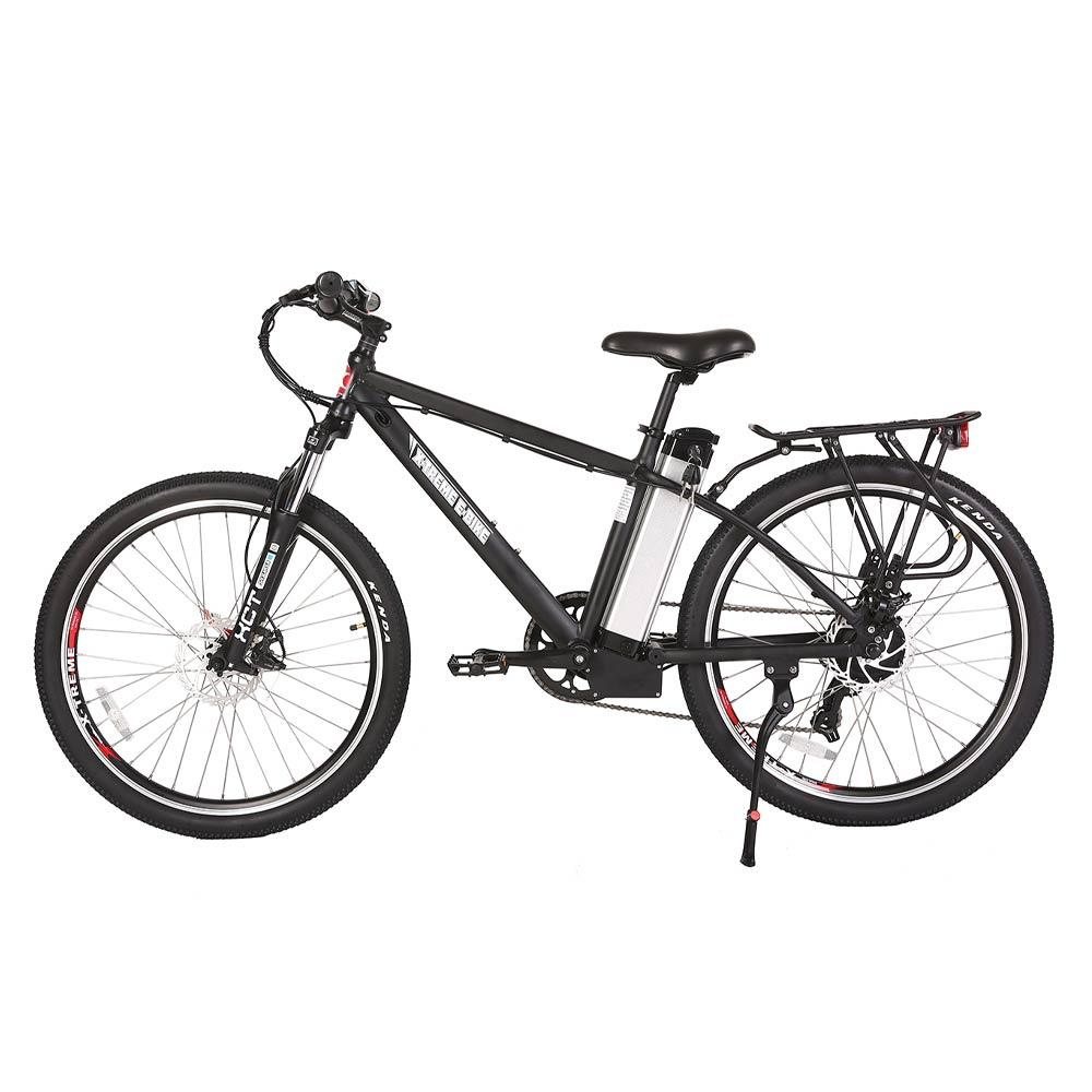trail maker elite 24v black left side