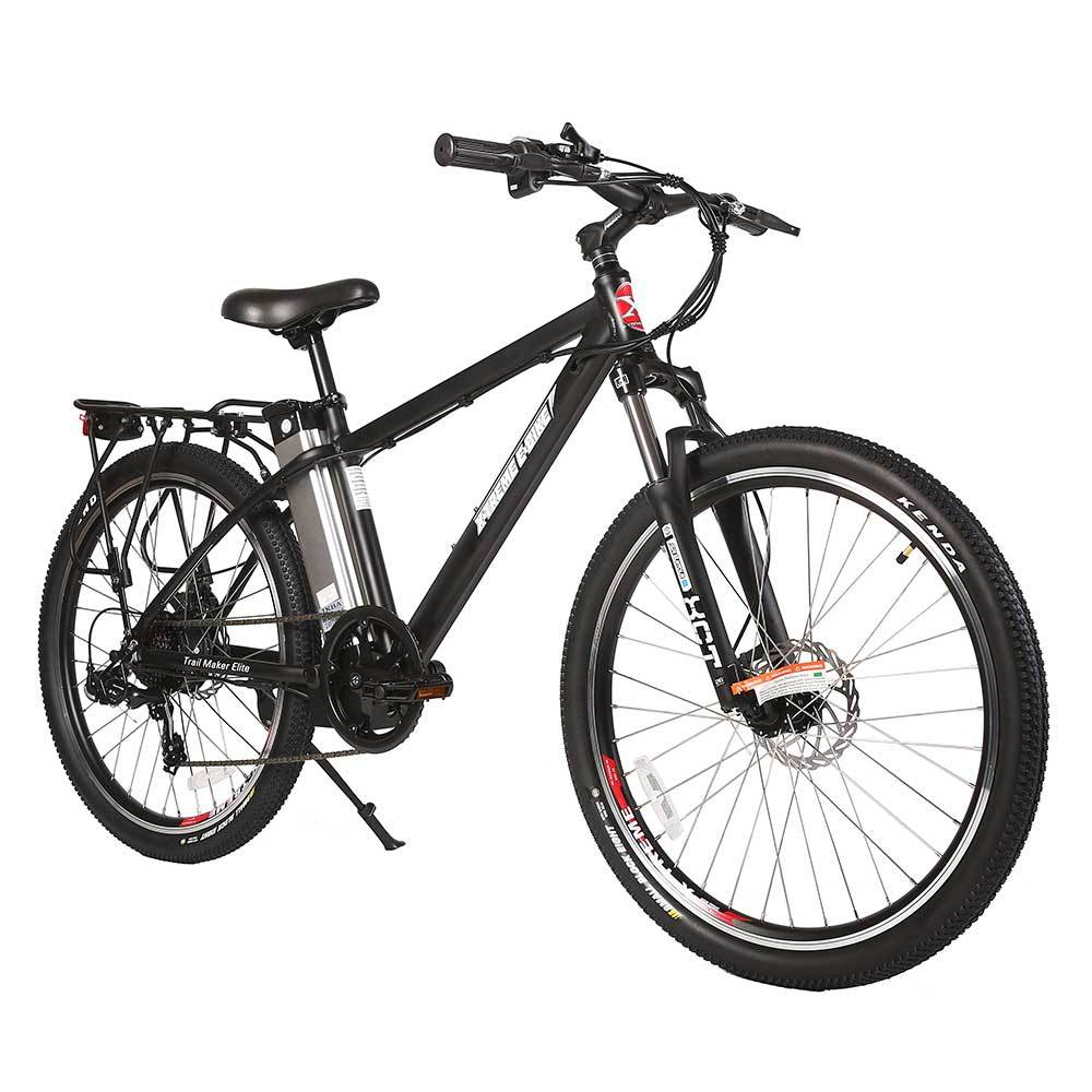 trail maker elite 24v black right angle