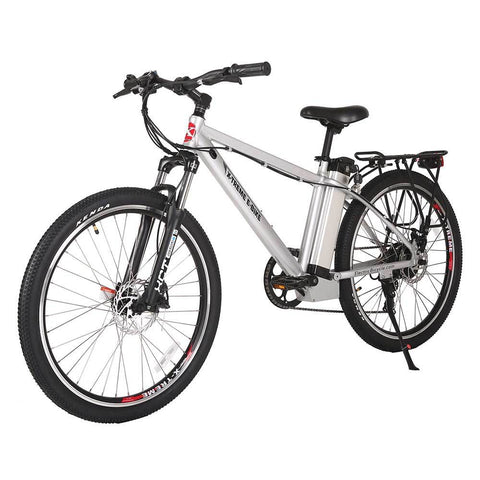 Image of trail maker elite 24v silver left angle