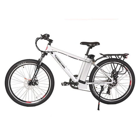 Image of trail maker elite 24v silver left side