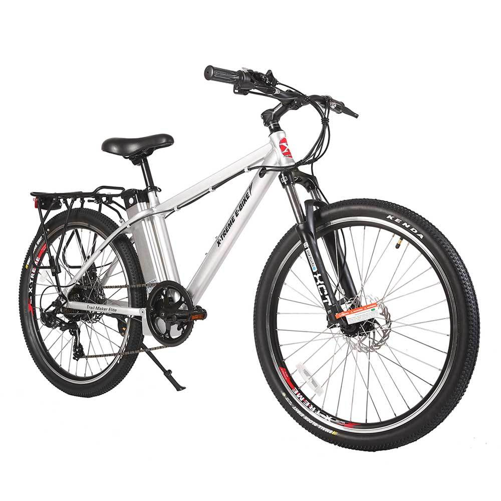 trail maker elite 24v silver right angle