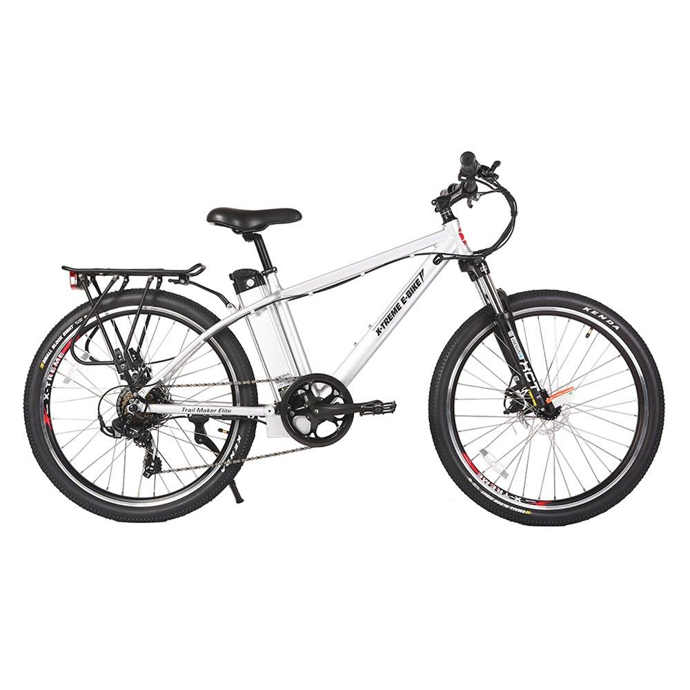 trail maker elite 24v silver right side