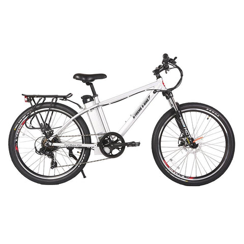 Image of trail maker elite 24v silver right side