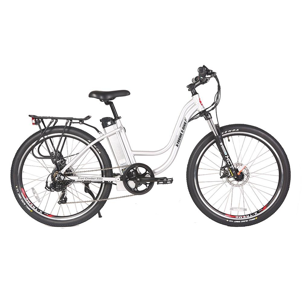 trail climber 24v elite silver right side