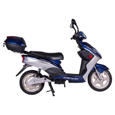 Image of X-Treme XB-504 Electric Moped / Scooter