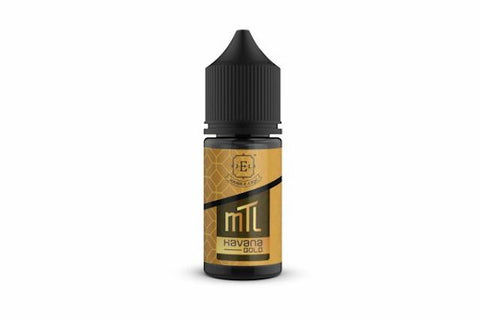 JOOZE-E-LIQS - Havana Gold 12mg (MTL) 30ml - Vapeville.co.za