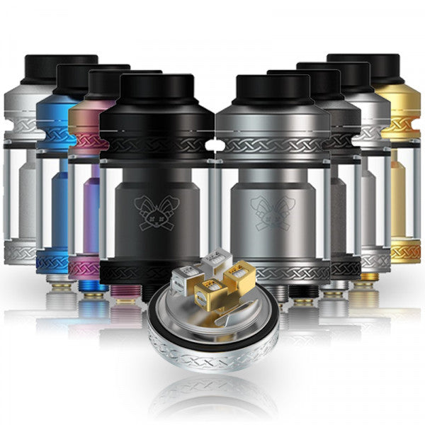 Hellvape DEAD RABBIT V2 25mm Top Airflow RTA