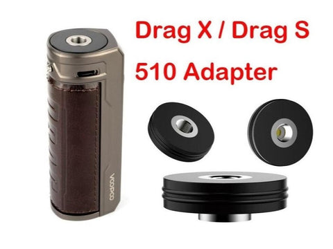 510 Adapter for DRAG X/S Pod Kit
