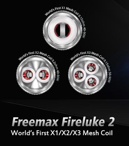 Freemax Twister Mesh Coil - Vapeville.co.za